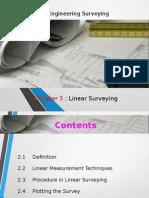 Land Surveying Chapter 3 Linear Survey, Measurement