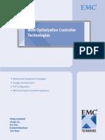 WAN optimization controller technologies