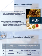 Prevenirea Transmiterii Infectiei Cu HIV