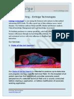 Infringement Study - Einfolge Technologies
