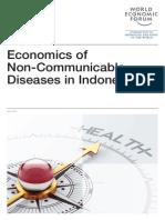 WEF the Economics of Non Disease Indonesia 2015