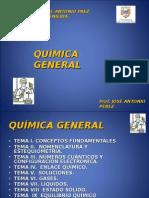 TEMA I. Conceptos Fundamentales de Química