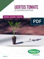 Vilmorin Portainjertos Tomate Folleto