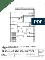21.Rencana Instalasi Air Kotor