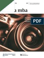 Informator 2015 - studia MBA Gdańsk - Wyższa Szkoła Bankowa w Gdańsku.pdf