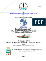 2^ Regata Vip 7.50 G.R. Meolo