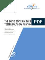 Baltic States and EU