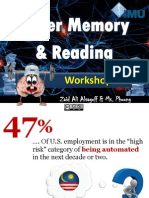 Super Memory and Reading Skills Slide Show