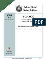 Listas completas de partidos que participarán en las Elecciones Autonómicas 2015