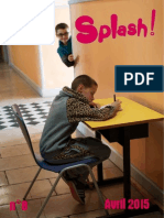 Splash n°8- Avril 2015