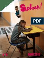 Splash n°8- Avril 2015