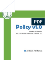 Policy v1.0