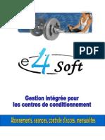 Dossier petit fitness