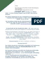 40 Jahre Musikschule in Eichenau
