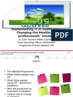 Implementing IT in Healthcare Changing the Healthcare Professionals Mindset