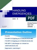 Emergencies handling in Unit 5 by Anoop.pptx
