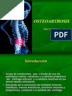 Osteartrosis Semiologia