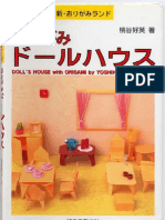 momotani .Doll's.house.with.Origami