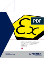 ATEX Industrial Vacuum Solutions
