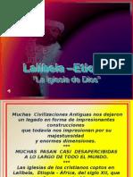 Lalibela-La Iglesia de Dios