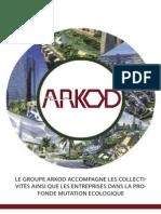 Dossier de Presse 2015_ Groupe ARKOD