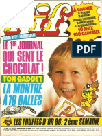 Pif Gadget - 923