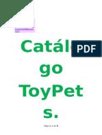 Catálogo toypets