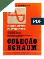 Circuitos Elétricos - Coleção Schaum - Joseph Edminister - 2ª Edição