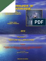 Notiuni de limnologie si ihtiologie