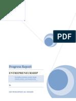 Progress Report Entrepren Gas Birner
