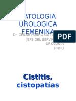 Clase 4.1 - Patología Urológica Femenina (1)
