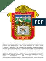 Cxci Aniversario de La Ereccion Del Estado de Mexico
