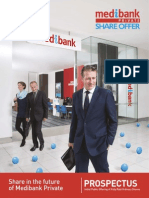 Medibank Private Prospectus