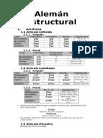 Alemán Estructural