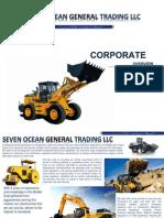 Seven Ocean - Equipment
