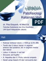Patofisiologi Hati (Sirosis, Jaundice Dan Hepatitis)