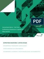 Apresentação Apimec SP Ecorodovias