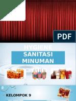 Hygiene Sanitasi Minuman