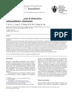BJOMS 2008. Selective Management of Obstructive Submandibular Sialadenitis