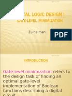 Pertemuan 5 Minimization