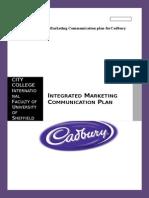 Marketing Plan Cadbury (Autosaved)