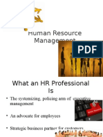 Human Resource Management for scribd.ppt