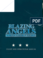 Blazing Angels - Manual for PC