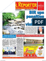 Bikol Reporter March 29 - April 4 Issue
