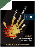 Documento Informativo Jornada TIC 2015