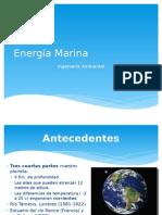 Energía Marina Ultima