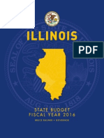 Fy 2016 Illinois Operating Budget Book