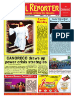 Bikol Reporter April 5 - 11 Issue