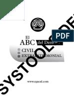 Unlock-ABC Del Derecho Civil Patrimonial