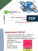 04 - Arquitetura TCP-IP